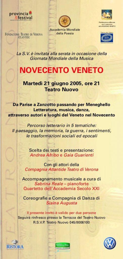 Novecento Veneto