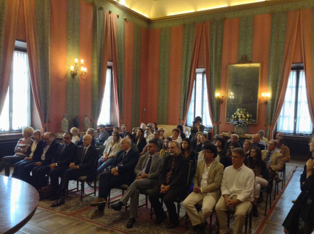 Ospiti in Sala Arazzi al Premio Catullo