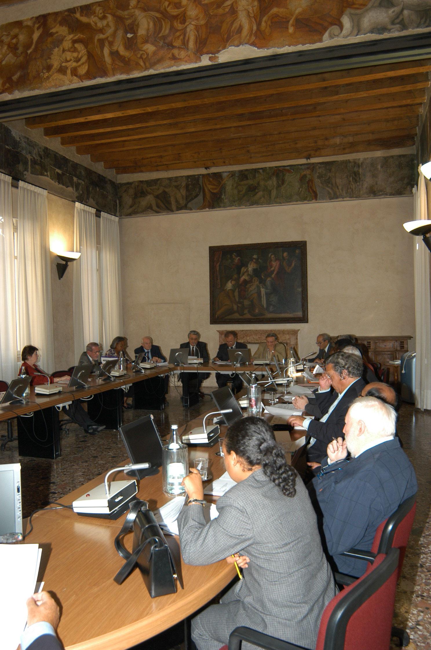 Primo Comitato Direttivo Accademia Mondiale della Poesia