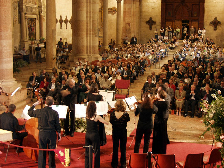 Tempio Armonico, Orchestra Barocca di Verona nella Chiesa di San Zeno