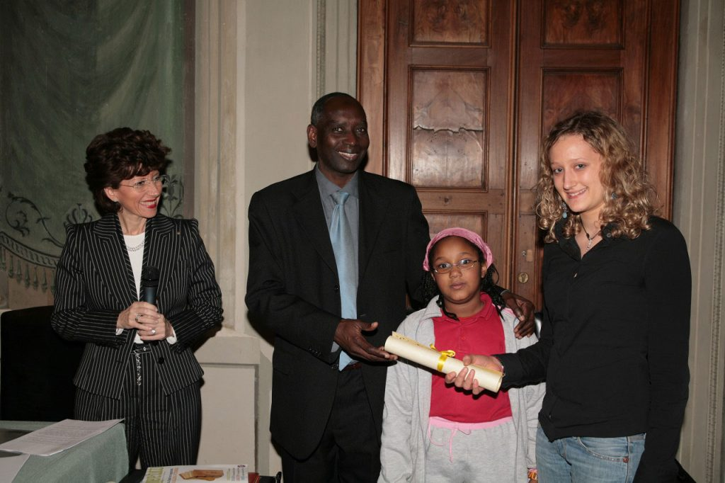 Vincitore concorso poesia Leopold Sedar Senghor