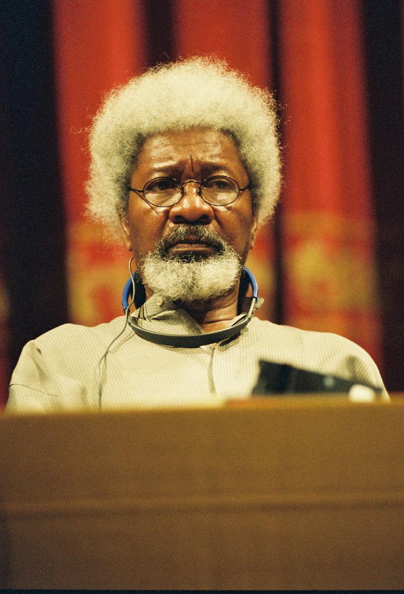 Wole Soy Inha, Premio Nobel Letteratura (Nigeria)